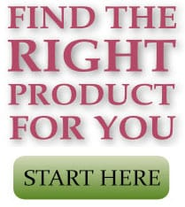 Find the right product for you